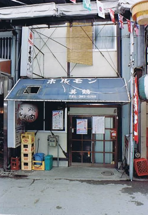 JR吹田商店街写真